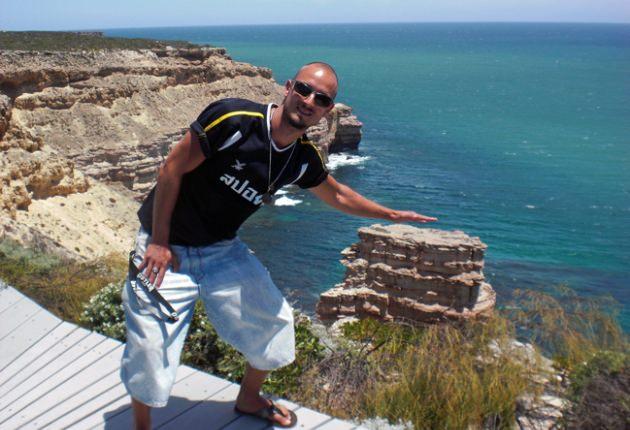 Küste von Westaustralien - Sprach- und Bildungsreise nach Australien von Felix Müller