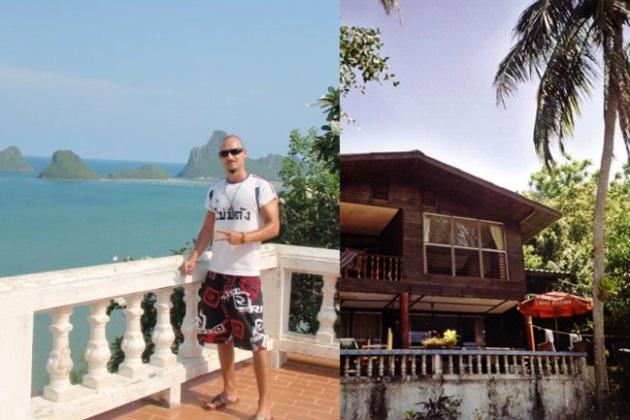 Felix Müller in Prachuap Khiri Khan und auf der Insel Phuket in Thailand