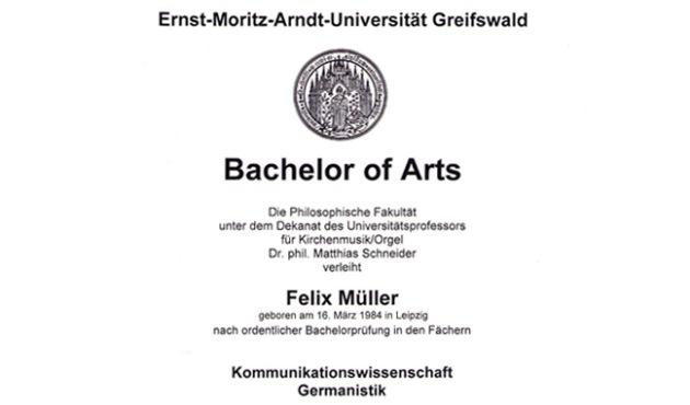 Bachelor-of-Arts-Zeugnis-Felix-Mueller