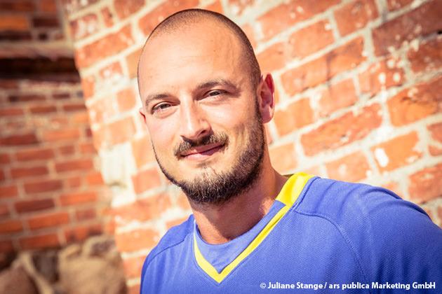 SEO Manager Felix Müller der Werbeagentur ap Marketing in Bergen auf der Insel Rügen